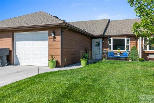 5507 Frontier Dr, Billings, MT 59101 (MLS #322109) :: Search Billings Real Estate Group