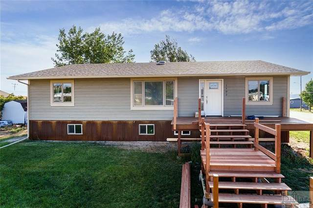 1102 3rd St E, Roundup, MT 59072 (MLS #322115) :: Search Billings Real Estate Group