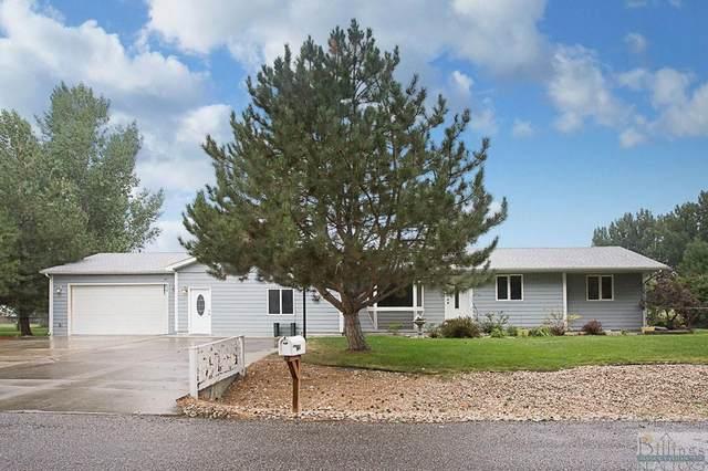 124 Honeysuckle Street, Billings, MT 59106 (MLS #322126) :: Search Billings Real Estate Group
