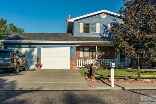 372 Montclair, Billings, MT 59102 (MLS #322134) :: Search Billings Real Estate Group