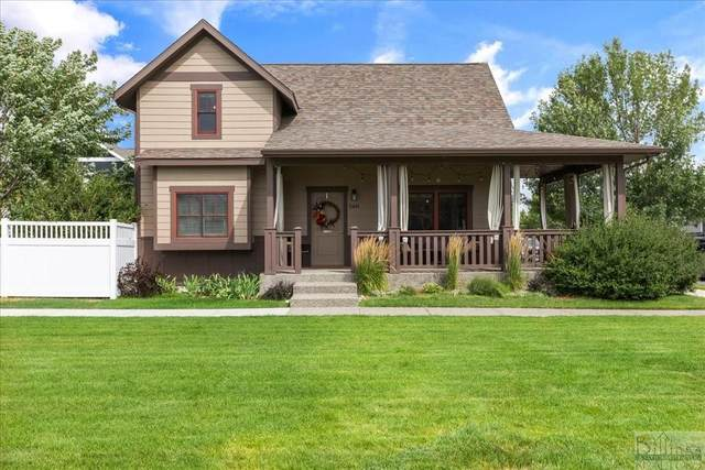 5441 Golden Hollow Road, Billings, MT 59101 (MLS #322142) :: MK Realty