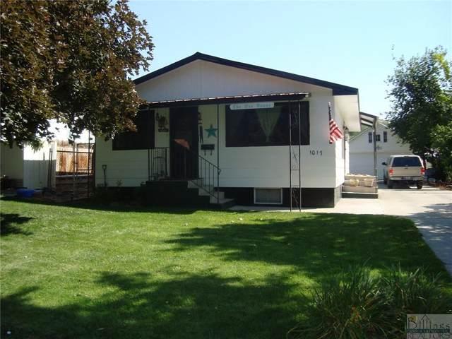 1017 N 23rd St., Billings, MT 59102 (MLS #322169) :: Search Billings Real Estate Group