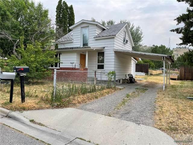 823/823.5 N 18th St, Billings, MT 59101 (MLS #322175) :: Search Billings Real Estate Group