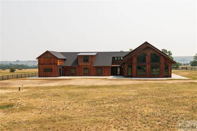 57 Meadow Circle, Red Lodge, MT 59068 (MLS #322176) :: Search Billings Real Estate Group