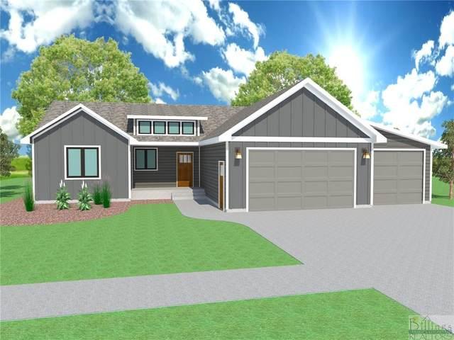 2207 Greenbriar Road, Billings, MT 59105 (MLS #322189) :: Search Billings Real Estate Group