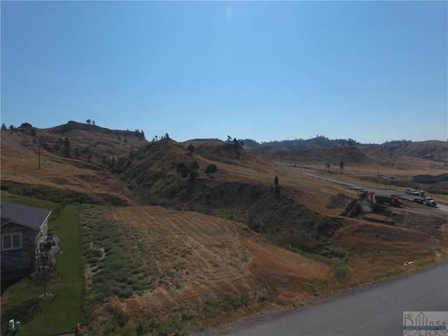Lot 4 Sanctuary Canyon Road, Billings, MT 59101 (MLS #322192) :: Search Billings Real Estate Group