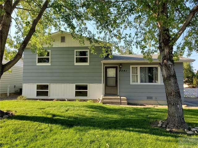 2241 Stillwater Drive, Billings, MT 59102 (MLS #322193) :: Search Billings Real Estate Group