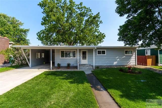 2167 Dallas Drive, Billings, MT 59102 (MLS #322195) :: Search Billings Real Estate Group