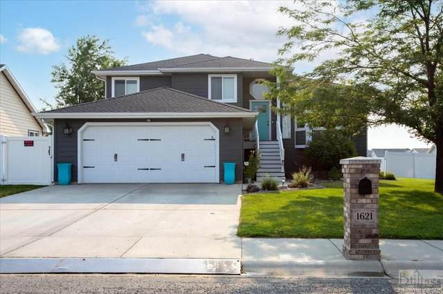 1621 Country Manor Blvd, Billings, MT 59102 (MLS #322206) :: The Ashley Delp Team
