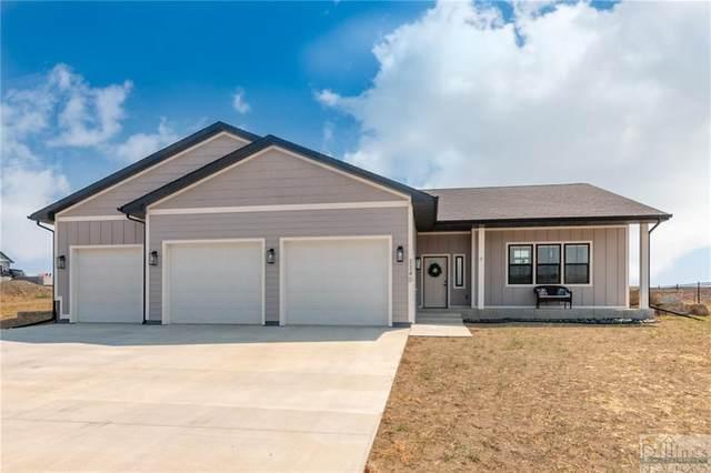 3340 Navarro Drive, Billings, MT 59101 (MLS #322208) :: Search Billings Real Estate Group