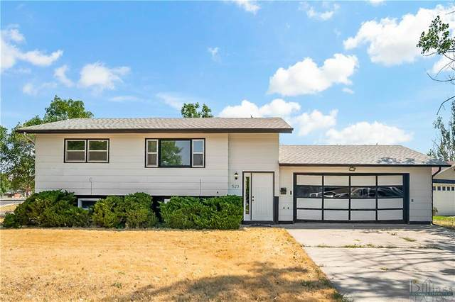 523 Hewitt Drive, Billings, MT 59102 (MLS #322214) :: Search Billings Real Estate Group