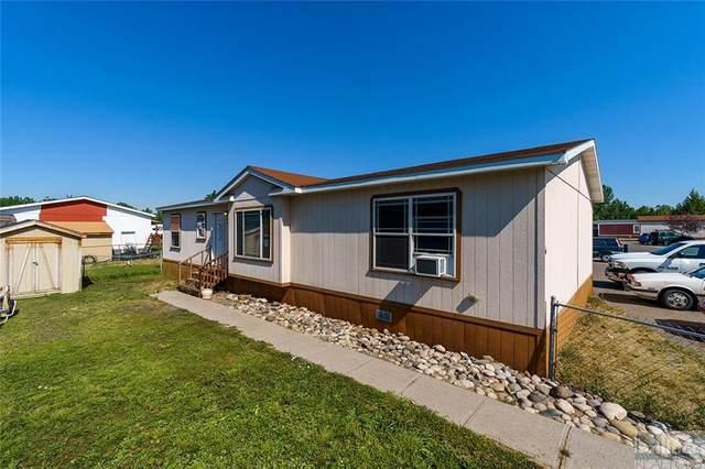 6 Hartland Street N, Billings, MT 59105 (MLS #322232) :: Search Billings Real Estate Group