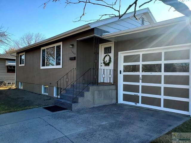 1448 Avenue D, Billings, MT 59102 (MLS #322244) :: Search Billings Real Estate Group