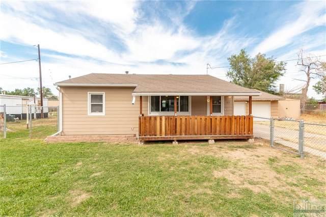 723 Birch Lane, Billings, MT 59105 (MLS #322250) :: Search Billings Real Estate Group