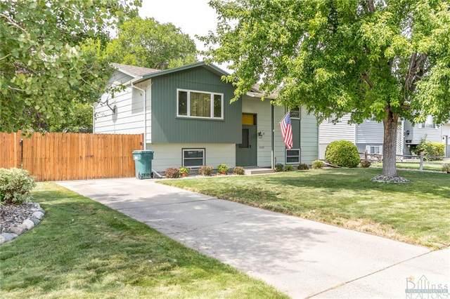 4 N Crestwood Dr, Billings, MT 59102 (MLS #322254) :: Search Billings Real Estate Group