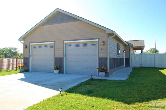 411 Sunrise Court, Sidney, MT 59270 (MLS #322256) :: Search Billings Real Estate Group