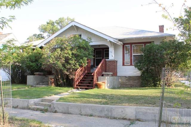 411 Division Street, Harlowton, MT 59036 (MLS #322271) :: Search Billings Real Estate Group