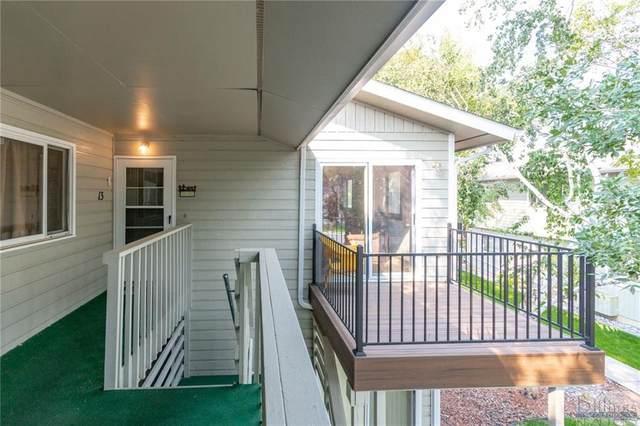 2826 Oakland Drive, Billings, MT 59102 (MLS #322291) :: Search Billings Real Estate Group