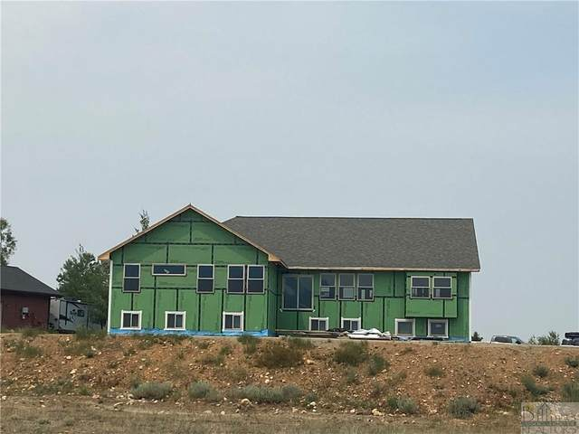 420 Barrier Circle E, Red Lodge, MT 59068 (MLS #322303) :: Search Billings Real Estate Group