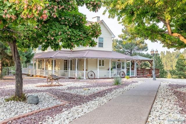 465 Emerald Hills Drive, Billings, MT 51901 (MLS #322310) :: Search Billings Real Estate Group