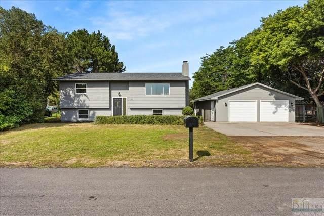 140 Peters Street, Billings, MT 59101 (MLS #322318) :: Search Billings Real Estate Group