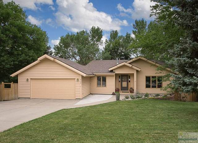 4150 Audubon Way, Billings, MT 59106 (MLS #322329) :: Search Billings Real Estate Group