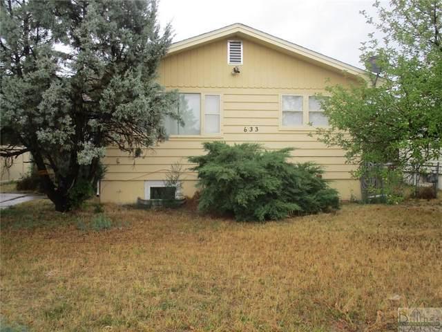 633 S 1st Street, Hardin, MT 59034 (MLS #322357) :: Search Billings Real Estate Group