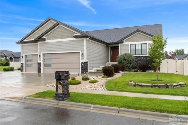 5445 Cabernet Ln, Billings, MT 59106 (MLS #322379) :: Search Billings Real Estate Group