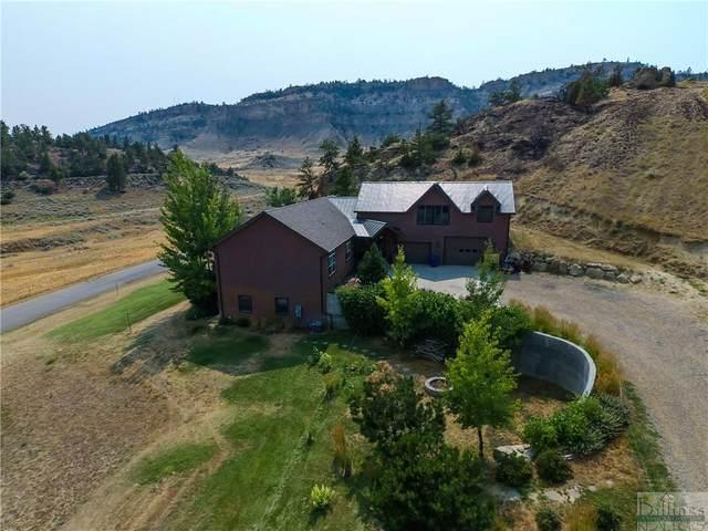 5 Sage Lane, Bridger, MT 59014 (MLS #322385) :: Search Billings Real Estate Group