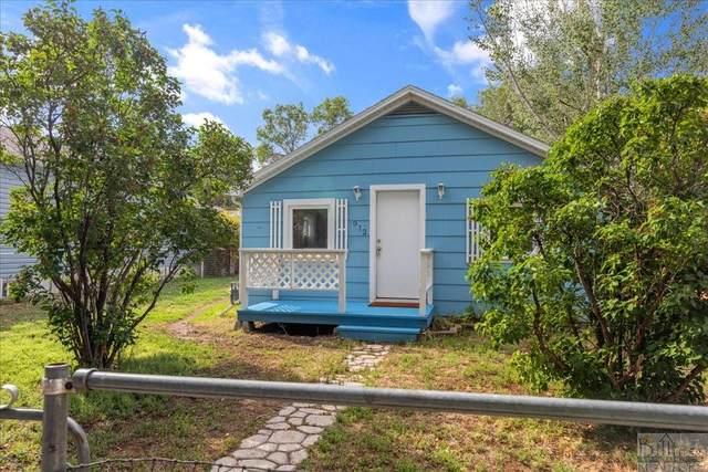 912 Howard Ave, Billings, MT 59101 (MLS #322394) :: Search Billings Real Estate Group