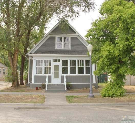 516 1st Street W, Billings, MT 59101 (MLS #322398) :: Search Billings Real Estate Group