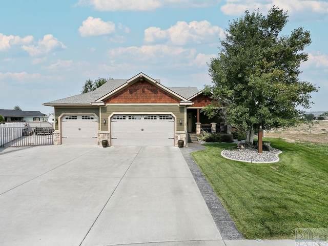 2985 Colonial Place, Billings, MT 59102 (MLS #322399) :: Search Billings Real Estate Group