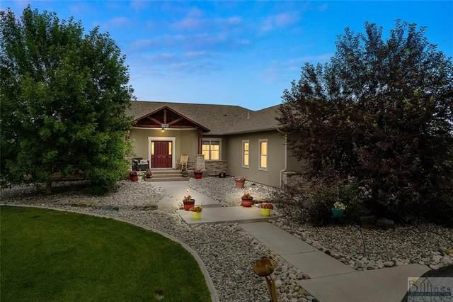 17 Tawny Trail, Joliet, MT 59041 (MLS #322400) :: Search Billings Real Estate Group