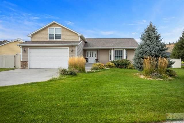6625 Cove Creek Drive, Billings, MT 59106 (MLS #322423) :: Search Billings Real Estate Group