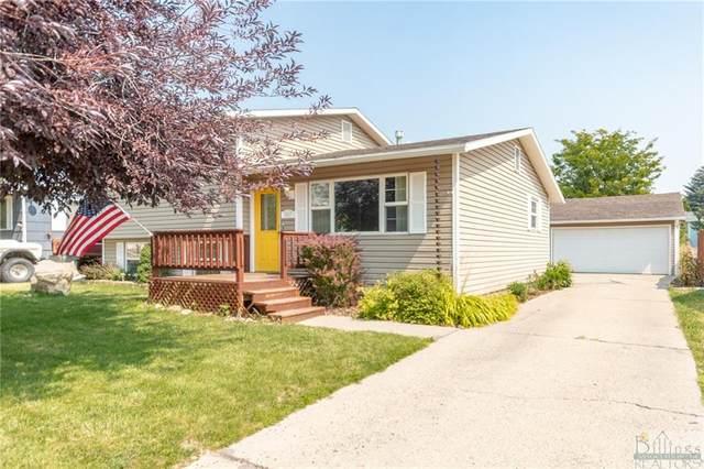 907 7th Ave, Laurel, MT 59044 (MLS #322430) :: Search Billings Real Estate Group