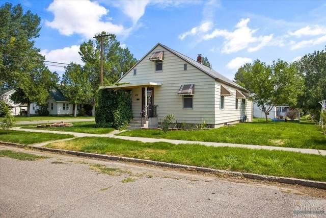 401 Cedar Avenue, Laurel, MT 59044 (MLS #322436) :: Search Billings Real Estate Group