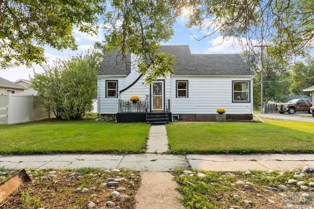 513 1st Ave, Laurel, MT 59044 (MLS #322444) :: Search Billings Real Estate Group