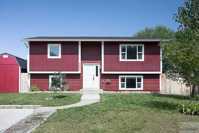 3921 Chamberlain Drive, Billings, MT 59101 (MLS #322448) :: Search Billings Real Estate Group