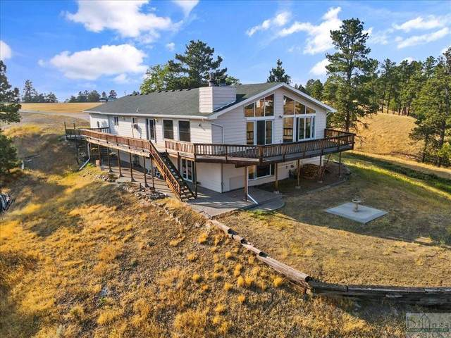 23 Emerald Hills Dr., Billings, MT 59101 (MLS #322451) :: Search Billings Real Estate Group