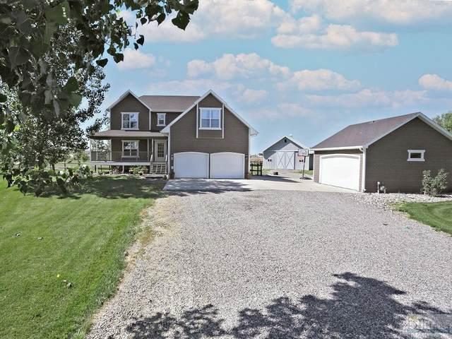 3576 Summerfield Circle, Billings, MT 59105 (MLS #322452) :: Search Billings Real Estate Group