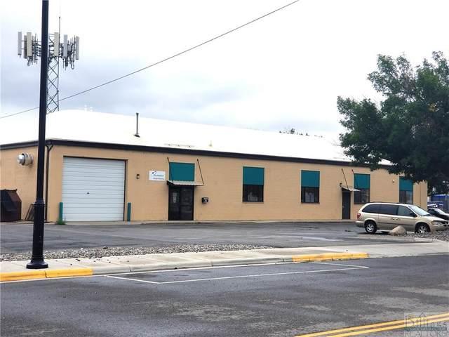 150 2nd Ave N (For Lease), Billings, MT 59101 (MLS #322462) :: Search Billings Real Estate Group
