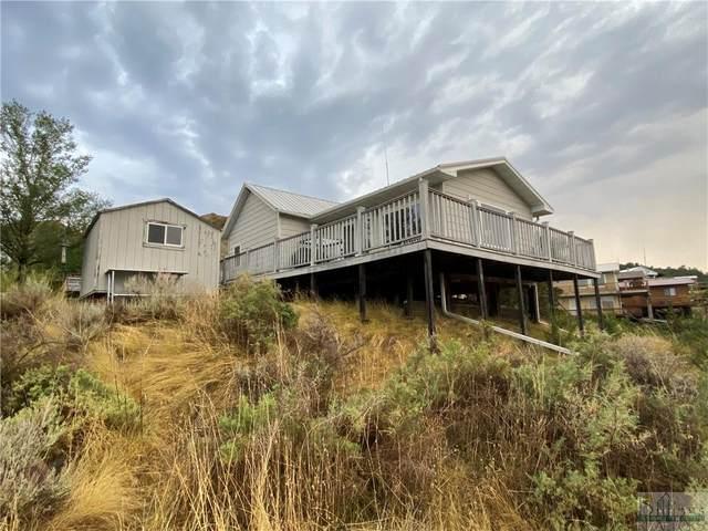 32 Hell Creek Rd, Jordan, MT 59337 (MLS #322472) :: Search Billings Real Estate Group