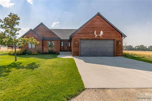 42 Horseshoe, Roberts, MT 59070 (MLS #322475) :: Search Billings Real Estate Group