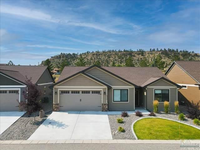 6326 Ridge Stone, Billings, MT 59106 (MLS #322476) :: Search Billings Real Estate Group