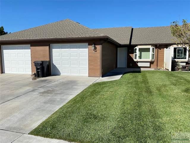 5515 Frontier Drive, Billings, MT 59101 (MLS #322483) :: Search Billings Real Estate Group