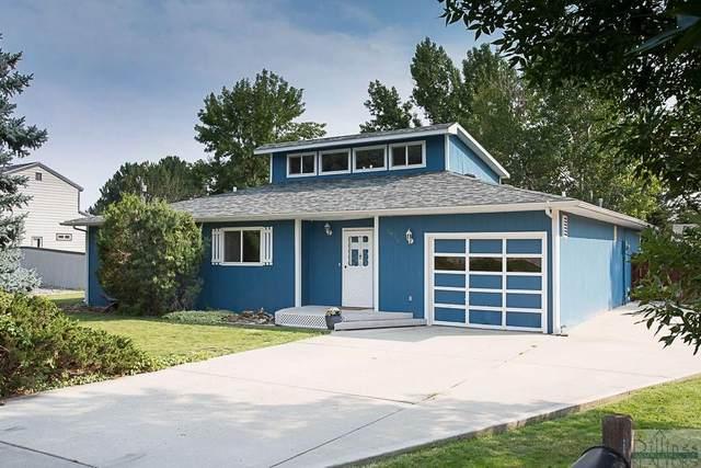 2956 Canyon Drive, Billings, MT 59102 (MLS #322485) :: Search Billings Real Estate Group