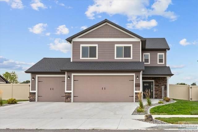 2522 Bowles Way, Billings, MT 59105 (MLS #322491) :: Search Billings Real Estate Group