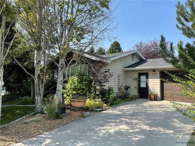 2026 Kober Place, Billings, MT 59102 (MLS #322501) :: Search Billings Real Estate Group