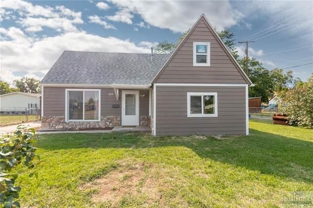 310 4th Street West, Billings, MT 59101 (MLS #322503) :: Search Billings Real Estate Group