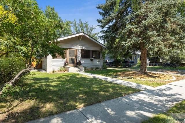 417 Lewis Avenue, Billings, MT 59101 (MLS #322507) :: Search Billings Real Estate Group